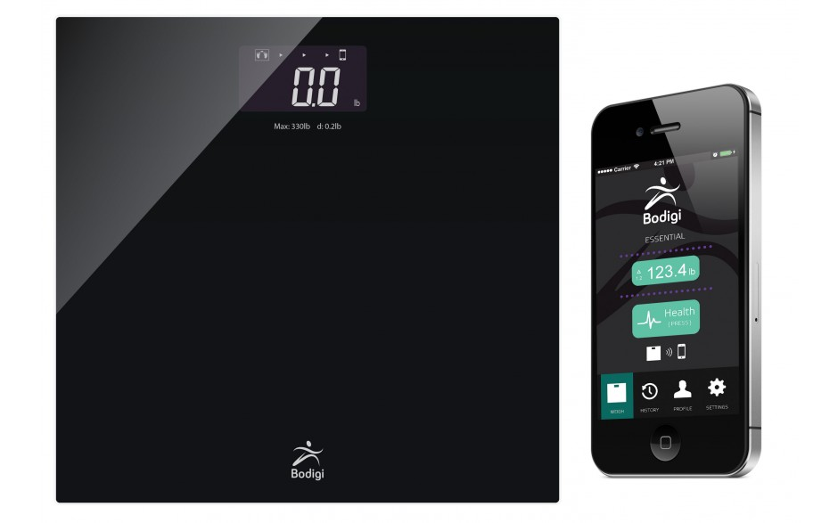 ESSENTIAL Wireless Smart Scale