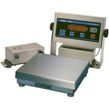 Doran 8000IS Intrinsically Safe Weight Indicator Battery Powered