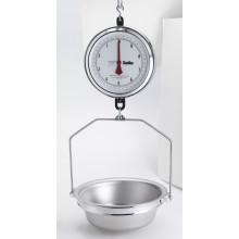 K4215DD-X-AS 4200 Series, 9-inch Hanging Dual Dial Scale with Hanging Scoop