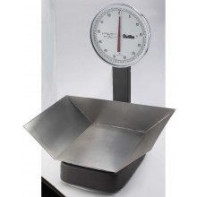 Scale shown with Optional Pan