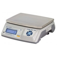 KWS-SW 12 Inspected Electronic Digital Weighing Scale Model 851175