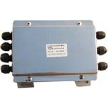 "Junction Box (With Summing Card) - Stainless Steel - 6 Channel - 20""(L) x 14""(W) x 5""(H)"