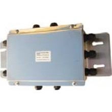 "Junction Box (With Summing Card) - Stainless Steel - 8 Channel - 30""(L) x 17""(W) x 5""(H)"