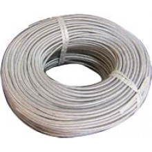 330' Cable Roll #6wire Stainless Steel Shielded