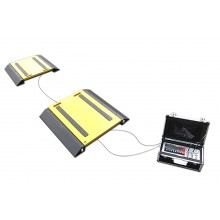 OP-928-2-2416 Portable Vehicle Weighing System