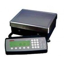 4091371RN Super II Counting Scale includes remote scale