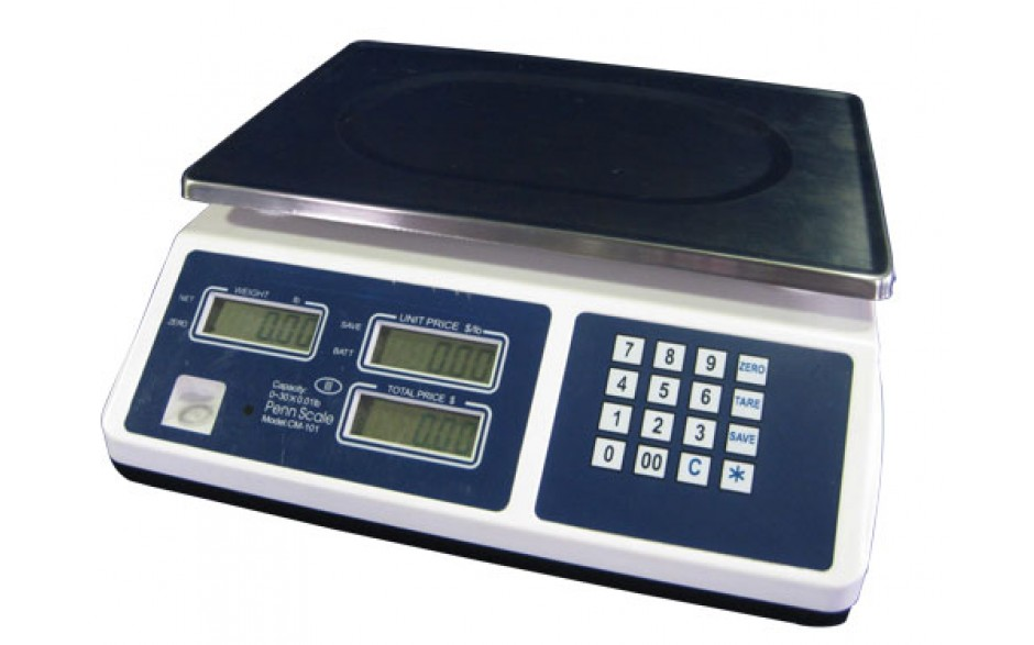 CM-101 Price Computing Scale
