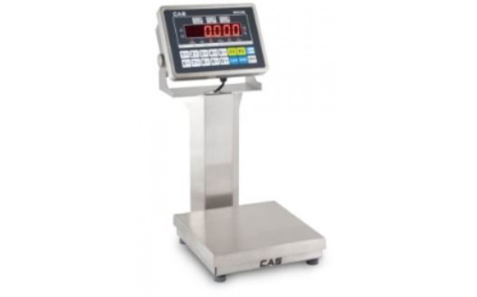 GP-10010SC Checkweighing Bench Scale with CI200SC Indicator