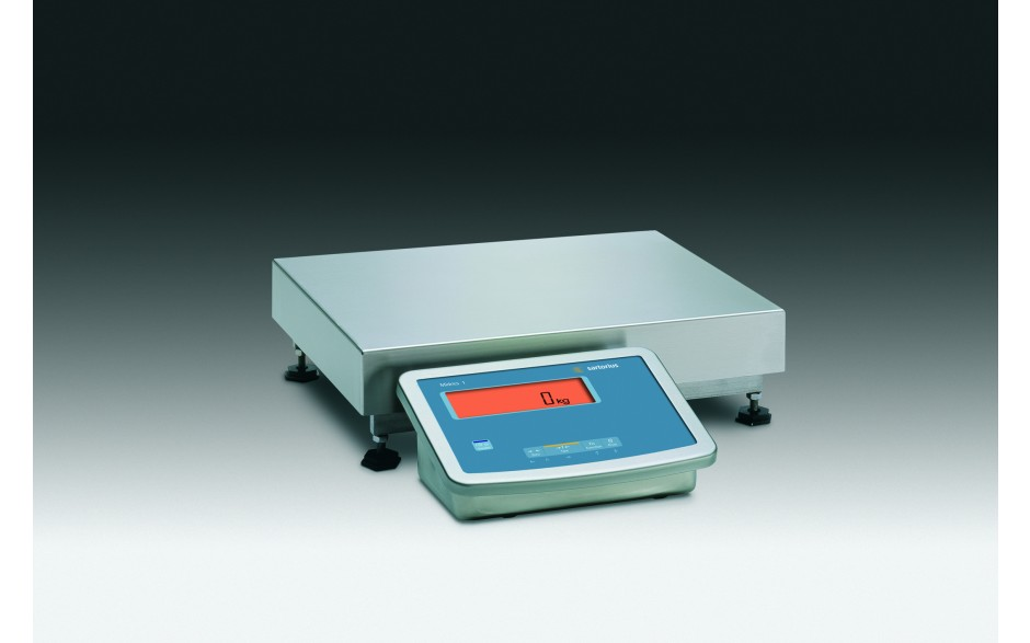MW1S1U-30ED-LCA  Midrics Complete Stainless Steel Bench Scales Measurement Canada Approved, 30kgx10gr, 400x300mm platform , Verifiable