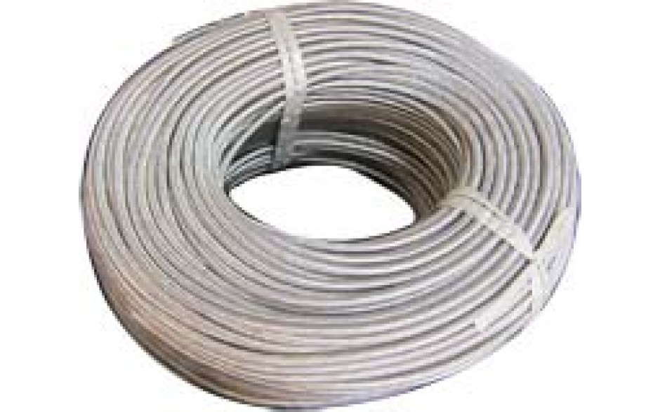 330' Cable Roll #4wire Stainless Steel Shielded
