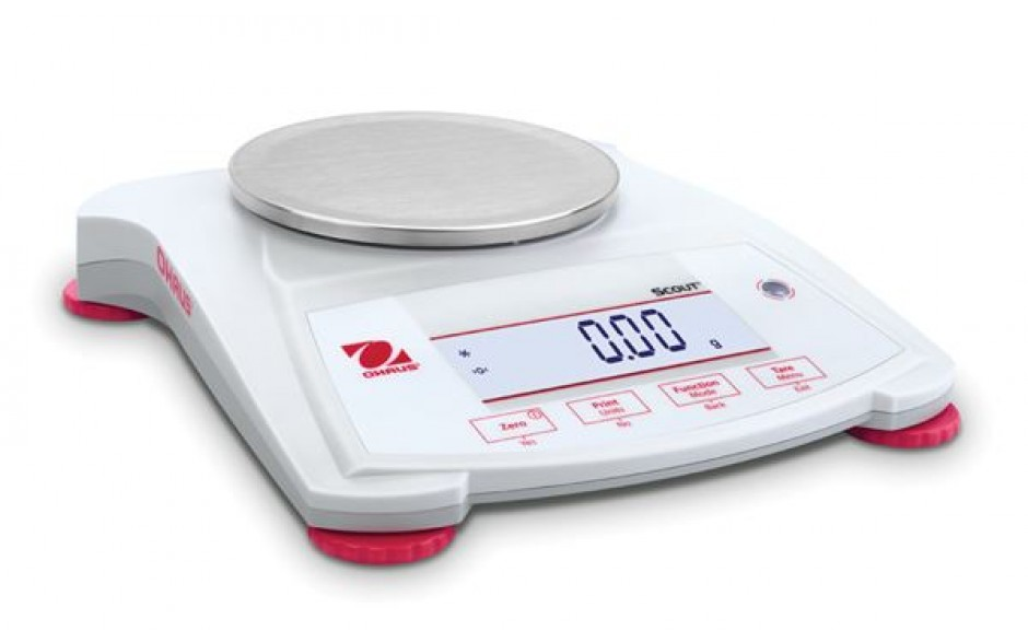 SPX422 Laboratory & Industrial Weighing - Next Generation of Scout Balances