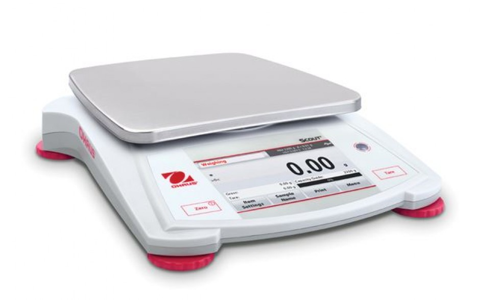 STX8200 New Standard in Laboratory & Industrial Weighing