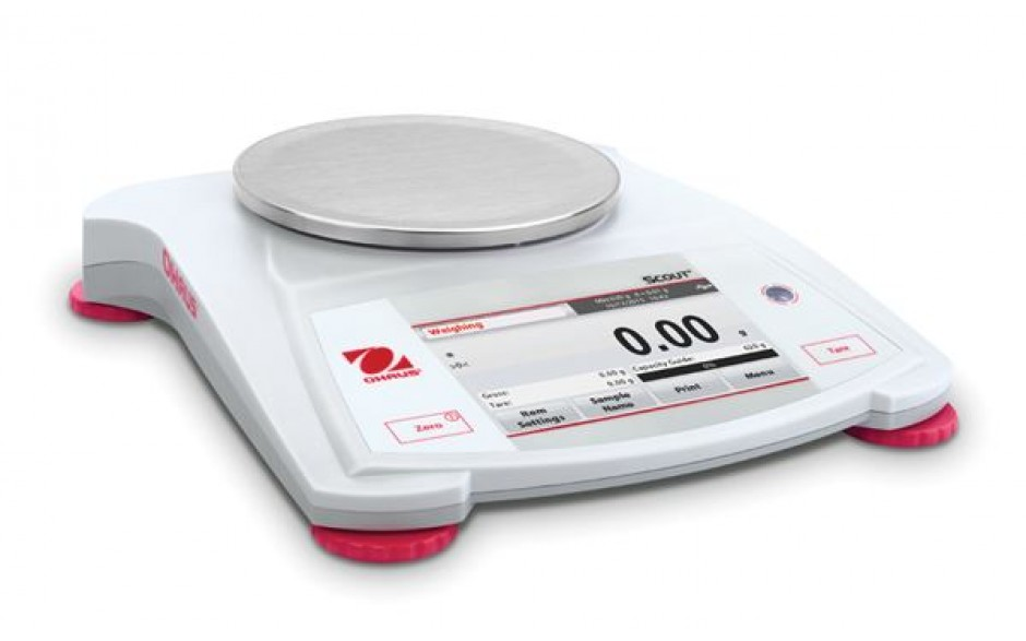 STX622 New Standard in Laboratory & Industrial Weighing