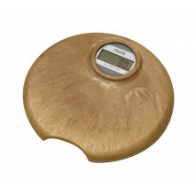 396TERA Digital Bathroom Scale with Eco-Friendly Material