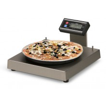 6115 Portion Control/Medical Scale with Touchless Zero with No Pan Stop and 2 m / 7′ Remote Swivel Display Bracket