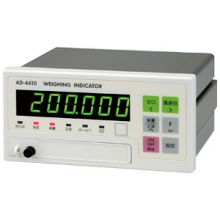AD-4410 Vibration-Resistant Weighing Indicator