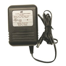 TB:136C AC Adapter for HR-i, FR, FP, HA, HX, GP, SV10/100, SV-A, GH, AD-8121B 15 VDC 700mA negative center pole