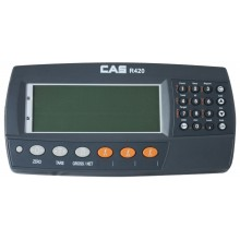 R420-10-PM Industrial Weight Controller with Panel Mount and K410 Software