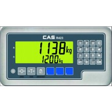 R423-02-SE Industrial Weight  Controller with Stainless Steel Enclosure and K402 Software