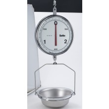 1309DD-AS Autopsy Scales with Dual Faces and Hanging Pan
