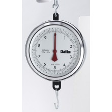 K4215DD-X-H 4200 Series, 9-inch Hanging Dual Dial Scale with Bottom Hook