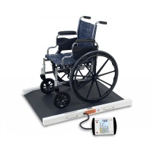 6500 Portable Wheelchair Scale