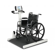 Deteto 6550 Foldup Wheelchair Scale