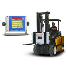Cambridge DL-CSW-20AT-LT-3616-5K Dyna-Lift Truck Scale