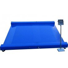 """Drum Scale (built-in ramps) 30""""(L) x 24""""(W) 2000lbs"""
