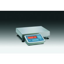 MW2S1U-60ED-LCA  Midrics Complete Stainless Steel Bench Scales Measurement Canada Approved, 60kgx20gr, 400x300mm platform , Verifiable