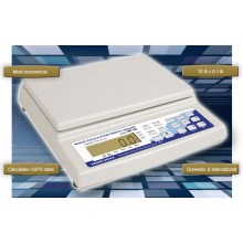 TP-10 USPS Rate Computing Postal Scale, 10 lb x 0.1 oz