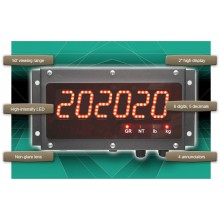 "RD-20 Triner 2"" LED Remote Display"