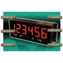 "RD-45 Triner 4.5"" LED Remote Display"
